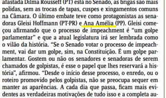 Jornal do Comércio: Edgar Lisboa - Golpe e golpista
