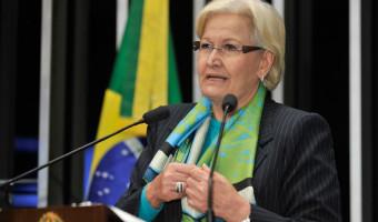 Ana Amélia defende ampliação do comércio internacional para superar instabilidades econômicas