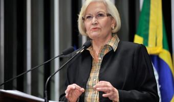 Ana Amélia vai pedir explicações do MEC sobre critérios para escolha de instituição que irá oferecer curso de medicina em Ijuí