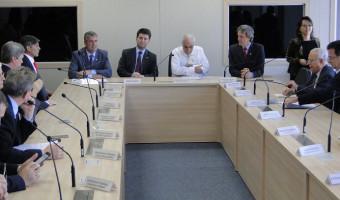 Bancadas federais da Região Sul pedem inclusão da Ferrovia Norte-Sul no plano de concessões