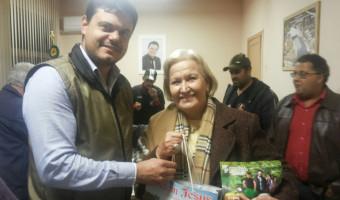 Em visita a Bom Jesus, senadora recebe convite para a Festa da Gila