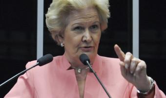Senadora cobra que governo cumpra promessa de reduzir o IPI do vinho