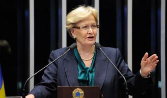 Governo busca desesperadamente aumentar receita à custa do contribuinte, critica Ana Amélia