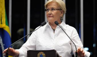 Ana Amélia alerta que mudança no Ministério da Justiça não pode comprometer PF