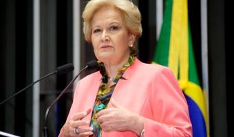 Ana Amélia reafirma posição contra recriação da CPMF