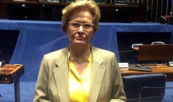 Senadora Ana Amélia é contra PL que trata do abuso de autoridade