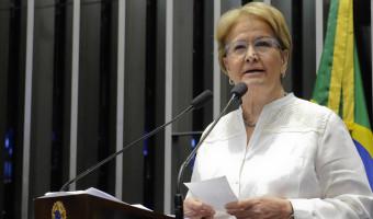 Ana Amélia defende direito dos trabalhadores e anuncia voto a favor do fim do imposto sindical obrigatório