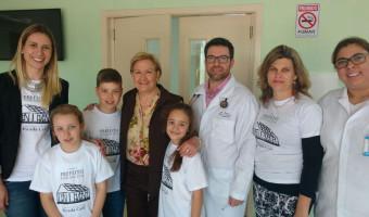 Unidade de Saúde, que contou com recursos de emenda da senadora Ana Amélia, é inaugurada em Picada Café