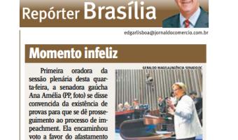 Jornal do Comércio: Edgar Lisboa - Momento Infeliz