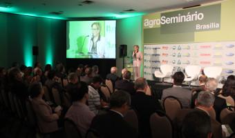 Seminário debate produção sustentável