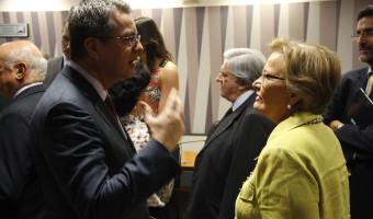 Brexit e resultado das eleições norte-americanas são tem de conversa com presidente da OMC