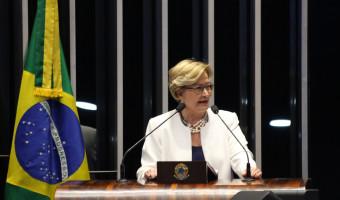 Senadora Ana Amélia informa que usa menos de 30% da verba de gabinete