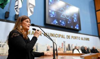 Diza Gonzaga, presidente da Fundação Thiago Gonzaga, receberá prêmio Bertha Lutz no Senado