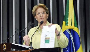 Ana Amélia cobra do governo solução para o alto preço dos combustíveis