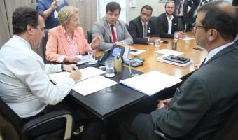 Ministro da Saúde garante atenção à Santa Casa do Rio Grande