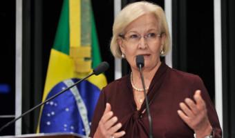 Ana Amélia destaca primeiro ano da lei que permite tratamento de câncer com remédios de uso oral