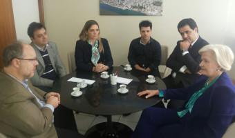 Assespro/RS apresenta preocupações sobre o projeto da terceirização à senadora Ana Amélia