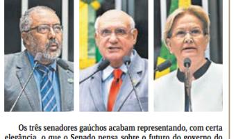 Jornal do Comércio: Edgar Lisboa - Enfrentamento da crise