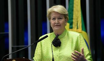 Ana Amélia pede estabilidade jurídica e institucional no país