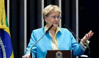 Para senadora, indicações para Ministério da Justiça e PF fortalecerão a Lava Jato e o combate à corrupção
