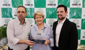 Federação dos Trabalhadores na Agricultura do RS celebra 55 anos