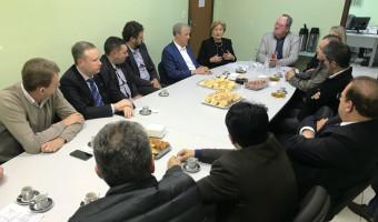 Ana Amélia renova apoio ao empreendedorismo e demandas de Nova Hartz