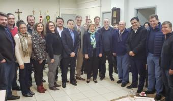 Senadora recebe demandas de saúde e educação em Santa Rosa