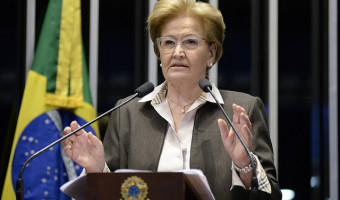 """""""Reformulação do Judiciário é necessária"""", diz senadora Ana Amélia"""
