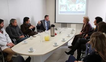Hospital Geral de Caxias do Sul apresenta projeto de ampliação à senadora Ana Amélia