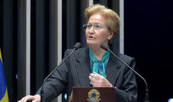 Ana Amélia lamenta manobra jurídica para soltar Lula