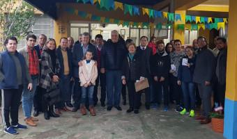 Ana Amélia apresenta ações do mandato para o Alegrete