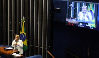 Pesquisa revelando que 1/3 dos brasileiros culpa mulheres pelos estupros é alarmante, diz Ana Amélia