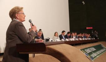 Política é o caminho mais rápido para resolver problema do Funrural, diz Ana Amélia