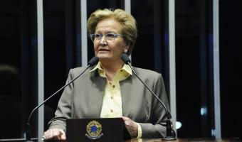 Ana Amélia diz que não há condições para Temer permanecer na presidência
