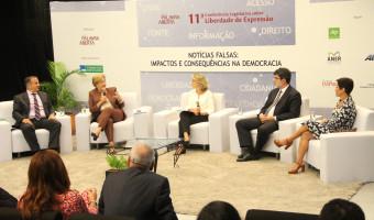 Instituto Palavra Aberta promove debate sobre notícias falsas