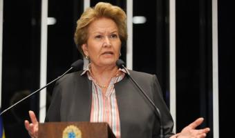 Ana Amélia: Se há dinheiro e rapidez para construir arenas, deve ter também para necessidades da população