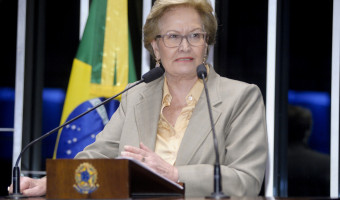 PT criou 41 novas estatais em 13 anos, lembra Ana Amélia na tribuna