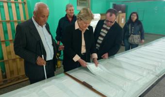 Casa Lar do Cego Idoso recebe a visita da senadora Ana Amélia