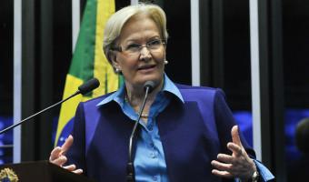 Ana Amélia pede bom senso e serenidade para enfrentar a crise