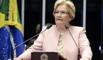 Ana Amélia é indicada para a comissão do impeachment no Senado