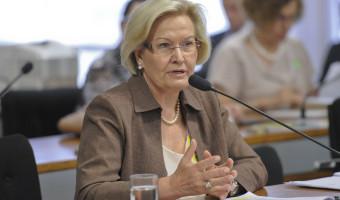 Ana Amélia é relatora de proposta para derrubar portaria do Ministério da Saúde que atrasa começo do tratamento de câncer pelo SUS