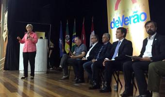 Ana Amélia reafirma compromisso com demandas municipalistas em Assembleia da Famurs