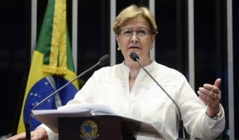 Foro privilegiado é um estímulo à impunidade e precisa ser extinto, diz senadora
