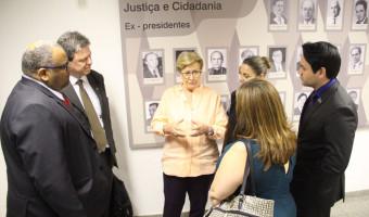 Ana Amélia garante atenção à demandas da Unipampa