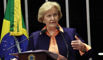Veto presidencial à 'desaposentação' é criticado pela senadora Ana Amélia