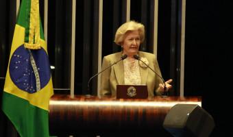 Ana Amélia destaca dificuldades da Associação de Assistência à Criança Deficiente de Porto Alegre