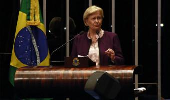 Ana Amélia condena violência na Venezuela que resultou no assassinato de líder da oposição