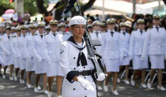 Mulheres poderão ter acesso a todos os cargos de oficiais da Marinha