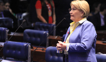 Anular instrumento da delação é contribuir para a impunidade, alerta senadora