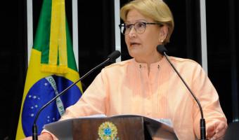 No Dia Nacional de Combate ao Câncer, Ana Amélia destaca propostas para melhorar tratamento